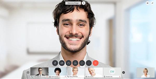 Cisco Webex hybride Arbeit wird alltäglich