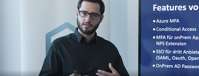 Silvan Bühler, BitHawk Experte für Microsoft Azure MFA
